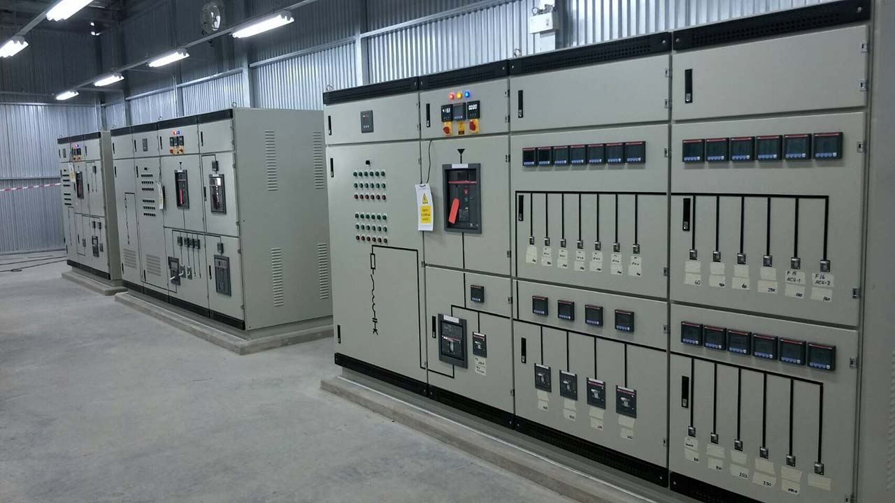 ผลงานการผลิตตู้สวิทช์บอร์ด ตู้ MDB Main Distribution Board โดย บริษัท ที.พี.อี. สวิทบอร์ด แอนด์ เอ็นจิเนียริ่ง จำกัด